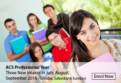 Best Scholarships – ACS Professional Year