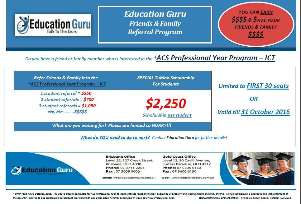 Education Guru Special Promotion